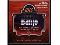 GHS 5-strengs banjo